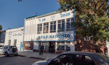 Continúa la vacunación contra el Covid-19 en club Matienzo
