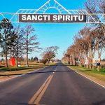 El senador Enrico solicita recambio y mejora de iluminación en el acceso de Sancti Spiritu