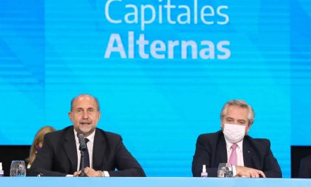 Perotti y Fernandez anunciaron obras por más de 76 mil millones de pesos para la provincia de Santa Fe