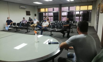 Reunión del Comité Operativo de Emergencias