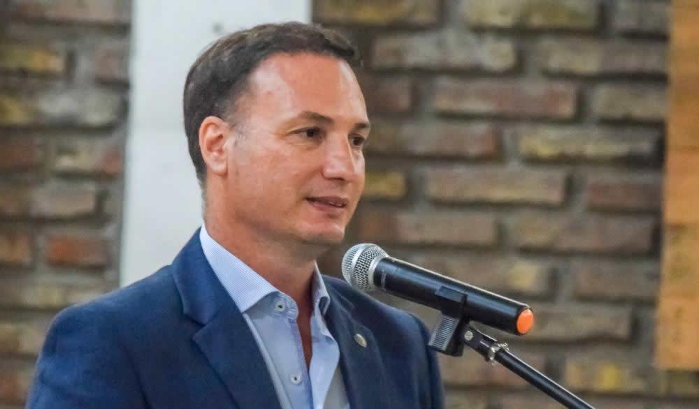 Lisandro Enrico será el nuevo presidente de la Convención provincial de la UCR