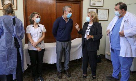 Comenzó la campaña de vacunación antigripal en la provincia