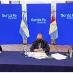 La provincia evaluó con autoridades locales la situación epidemiológica por Covid 19