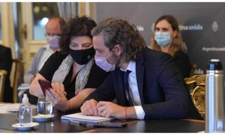Avanzan las reuniones para probar y fabricar la vacuna israelí contra el coronavirus en Argentina