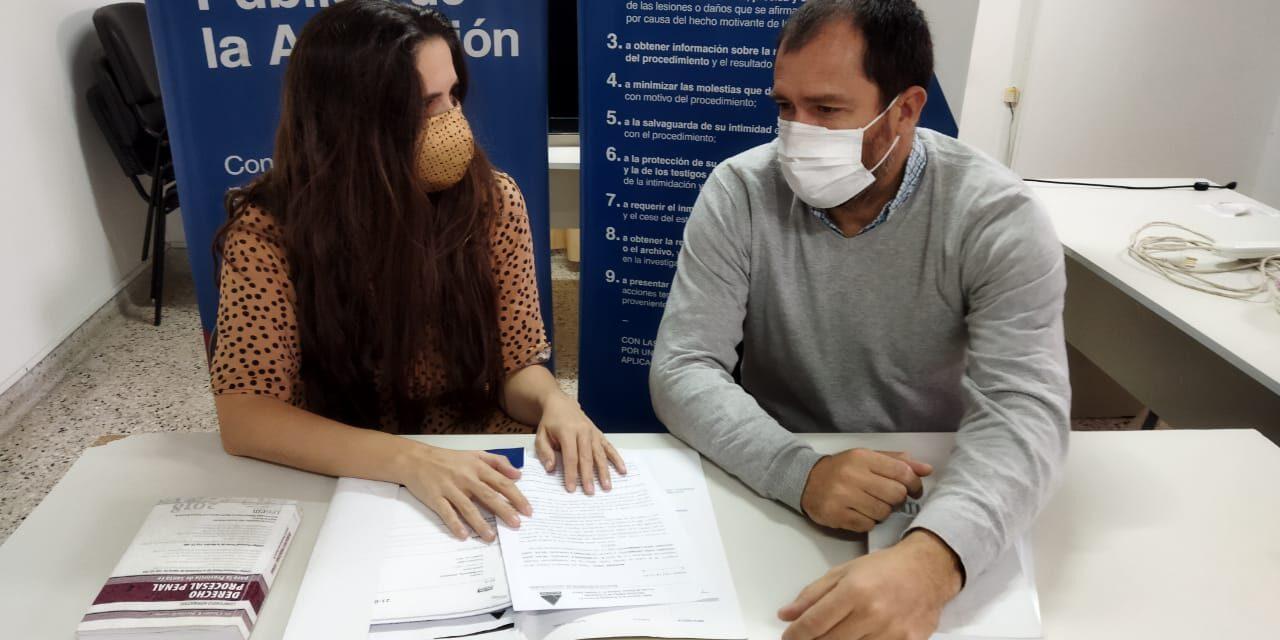 Condena a prisión perpetua impuesta a un hombre como autor del femicidio de Katherine Macarena Quinteros