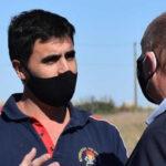 Bomberos solicitan audiencia con el gobernador para ser vacunados