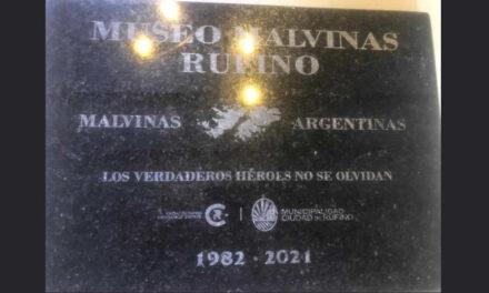 Reconocimiento a ex-combatientes de Malvinas