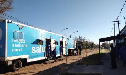 Testeos gratuitos de coronavirus en Club Belgrano a través de Detectar
