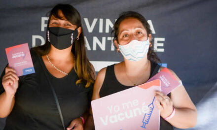 Covid-19: Se sumaron comorbilidades a priorizar en el registro provincial de vacunación