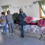 Entrega de camitas al refugio de perros «Aníbal Zoppi»