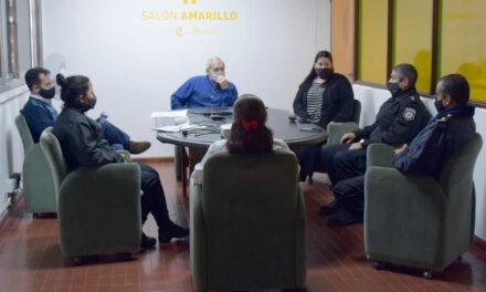 Coordinación de controles entre muniipio y fuerzas de seguridad