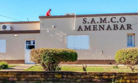 Enrico y Zaldo impulsan gestiones de obras de ampliación y remodelación en el Samco de Amenábar