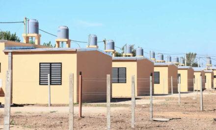 La provincia construirá 39 viviendas en San Gregorio