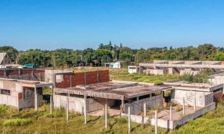 Avances en el proyecto de obra de la Escuela Agrotécnica de Rufino