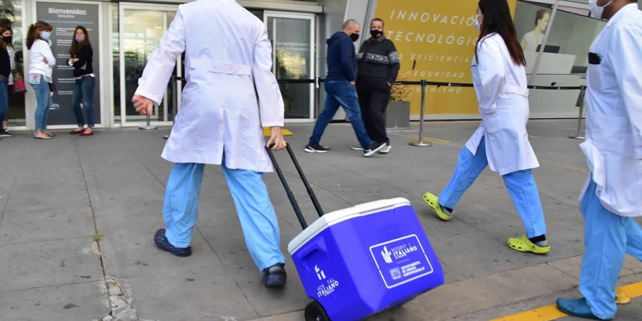 Se realizaron dos nuevas donaciones de órganos en la provincia