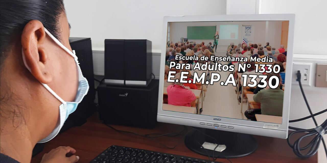 El senador Enrico le solicita a la ministra de educación que no cierre la única escuela virtual para adulstos de la provincia