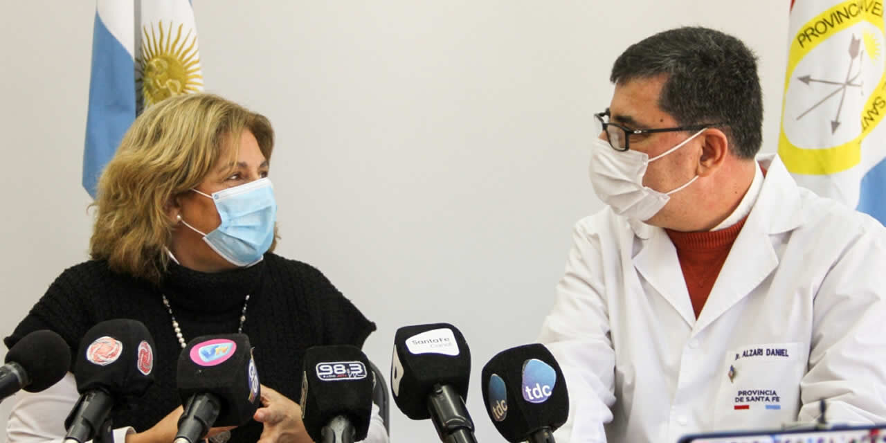 Santa Fe ha vacunado un 37 por ciento a su población