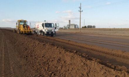Vialidad Nacional inició las obras de la Autopista Ruta Nacional 33 en Tarragona