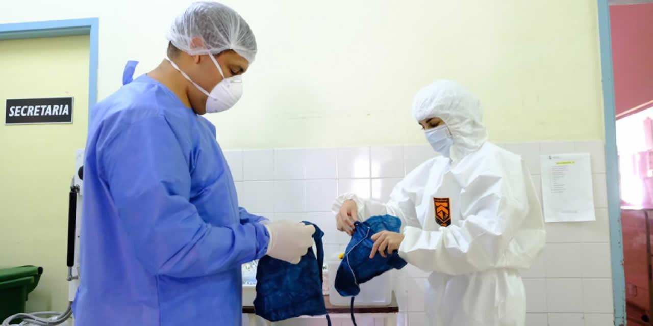 La provincia de Santa Fe otorgará un estímulo económico al personal de Salud Pública