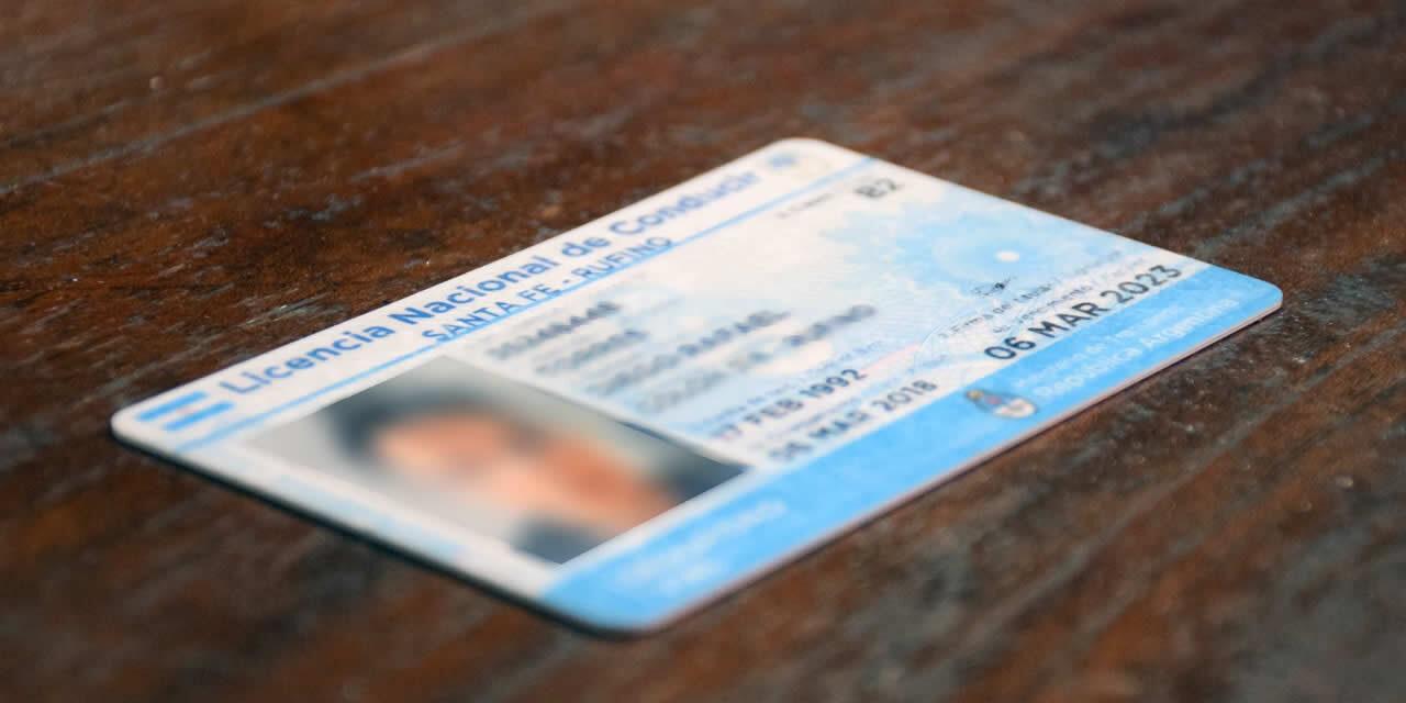 Prórroga de vencimiento de licencias de conducir