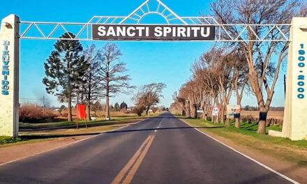 Enrico solicitó incorporar al presupuesto 2022 una obra de iluminación para Sancti Spíritu