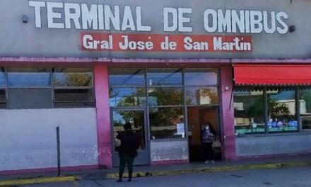 Servicio Municipal de traslado a la Terminal de Omnibus de Rufino