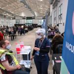 Covid-19: La provincia otorgó 166.906 turnos  para vacunar esta semana