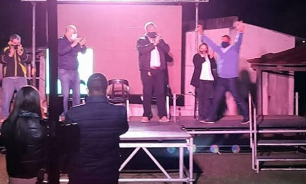 Balearon a un diputado peronista correntino en un acto de cierre de campaña
