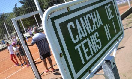 Inscripción para clases de Tenis