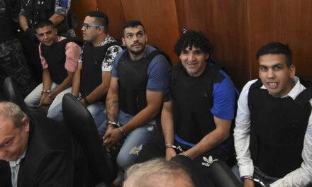 «Contrato sicarios para tirar tiros a jueces», dijo Cantero ante el tribunal que lo juzga