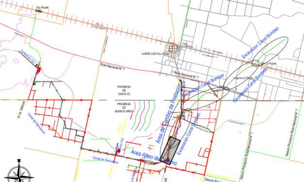 Licitación para la Readecuación de Obras de Evacuación del Sistema de la Picasa a la Cañada de las Horquetas