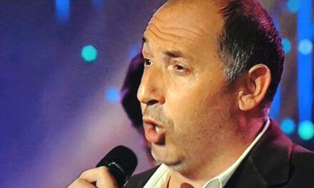 El rufinense Luli Tacchi se lució en la Voz Argentina pero no alcanzó para continuar en el certamen