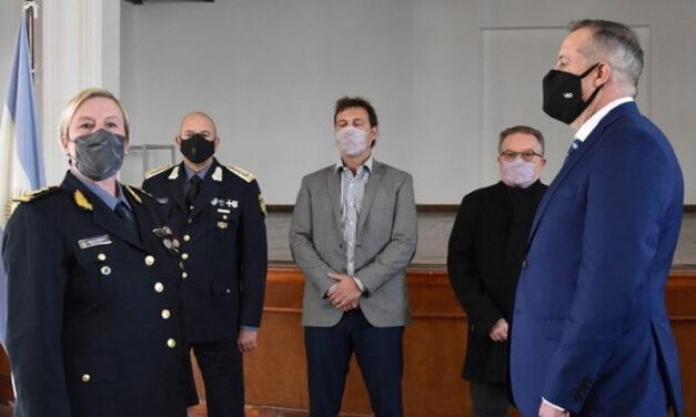Asumió el nuevo SubJefe de la Policía de Santa Fe
