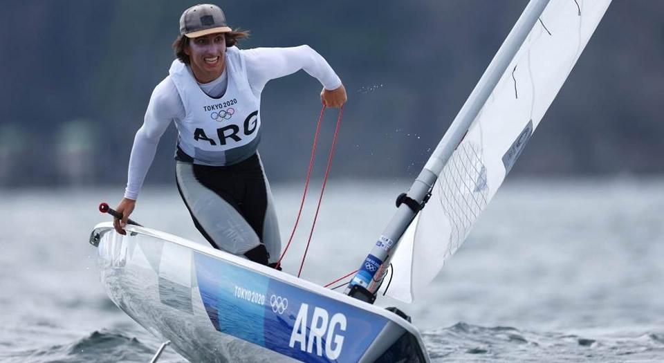 Pancho Guaragna cumplió su sueño olímpico en Tokio