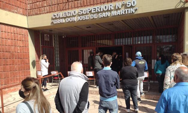Jornada electoral este domingo en Rufino