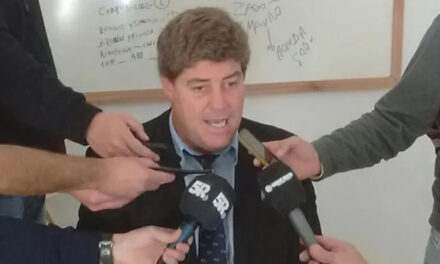 Condenaron a Mauro Blanco, exfiscal adjunto de Venado Tuerto