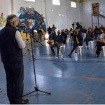Entrega de 12 viviendas en Rufino