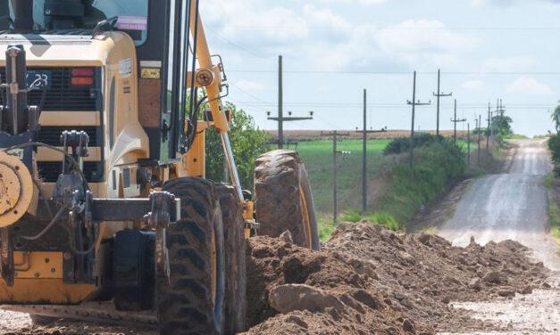 14.000 millones para la compra de más de 700 equipos viales de última generación para el mantenimiento de rutas